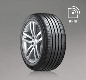 Hankook Networks – RFID Technology [Attachable RFID Tag on tires]