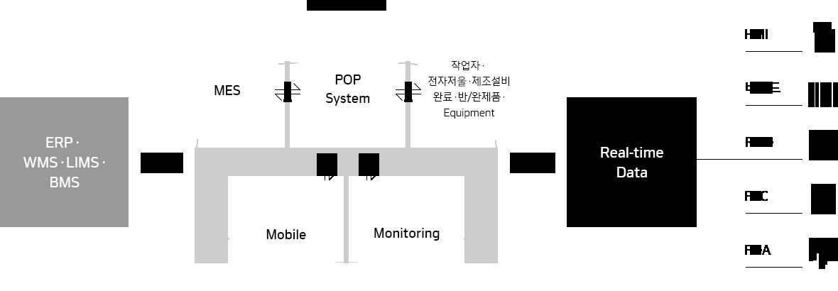한국네트웍스, (구)엠프론티어, Hankook Networks – 식품 생산관리 시스템, HACCP MES